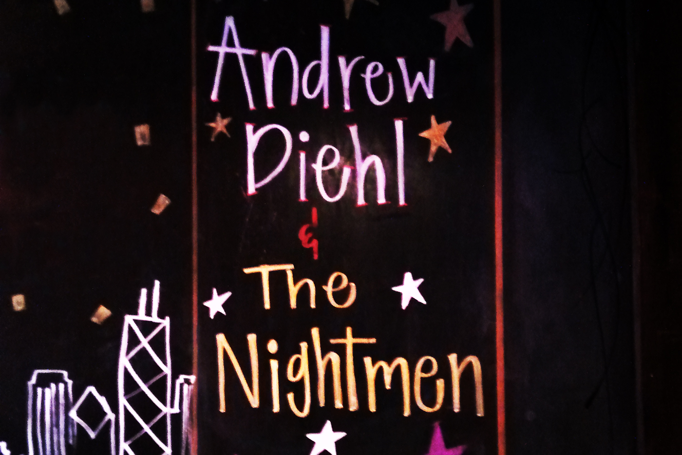 Andrew Diehl & The Nightmen
